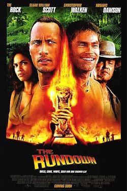 Rượt Đuổi - The Rundown 2003 (2003) Poster