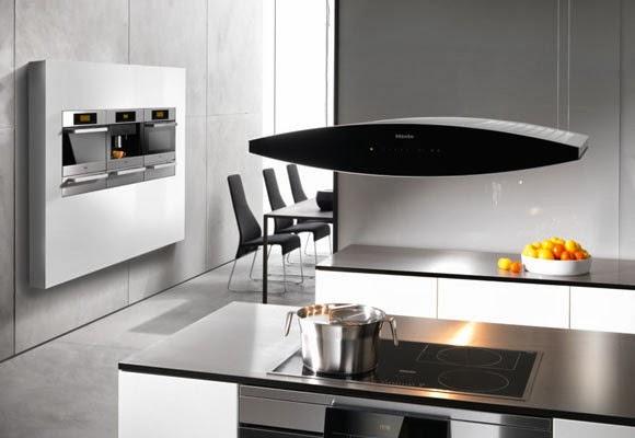 Marzua campanas extractoras para la cocina - Campanas para cocinas ...