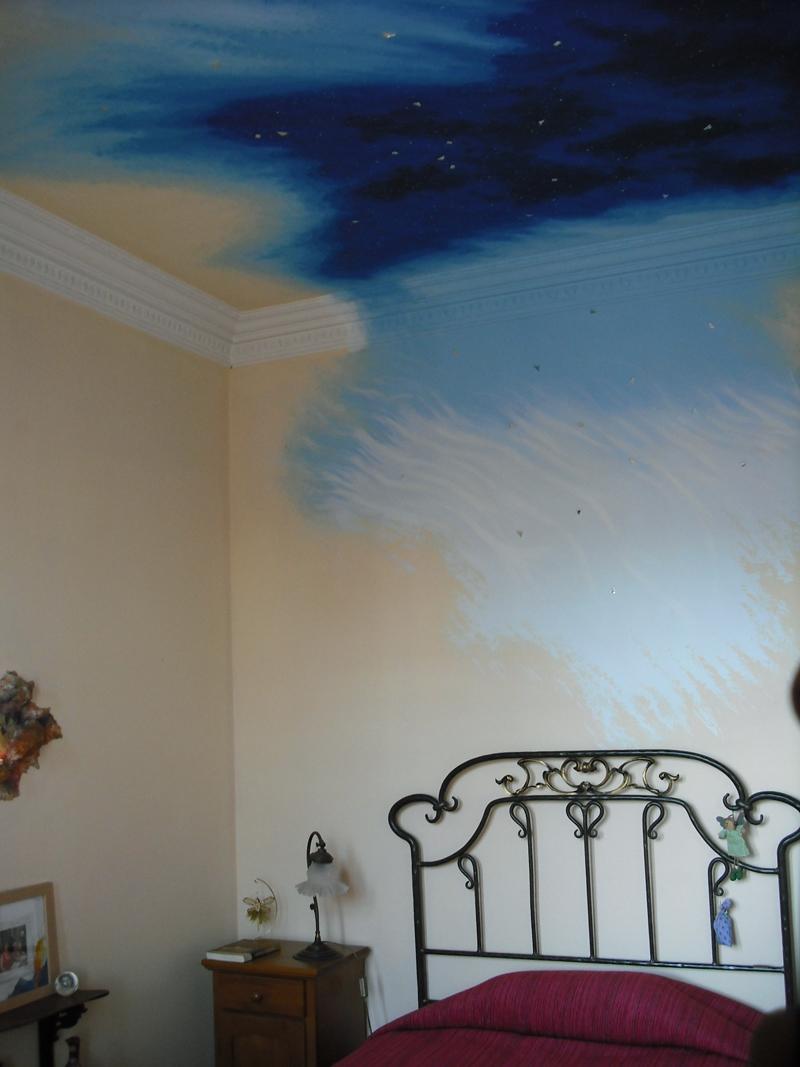 Joan seriny decoracion pintura dormitorio - Decoracion pintura dormitorios ...