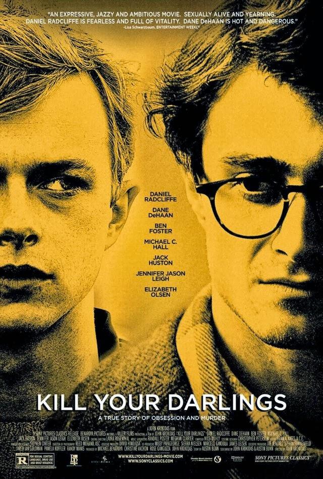 La película Kill Your Darlings