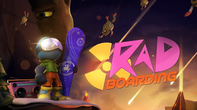 Download Game Android Gratis RAD Boarding apk + obb