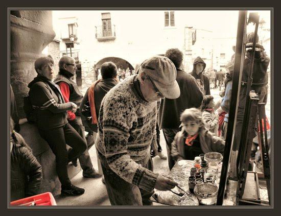 HORTA DE SANT JOAN-FOTOS-PINTURA-ARTE-PINTORES-PINTOR-ERNEST DESCALS-