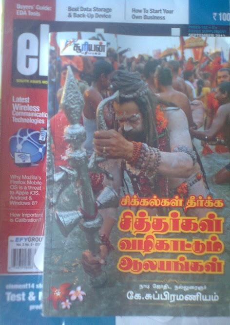 Siththargal Valikattum Aalayangal By K. Subramaniyam Buy Online