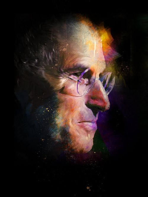 40 Lukisan Steve Jobs yang Mengagumkan: Perceiving Innovation