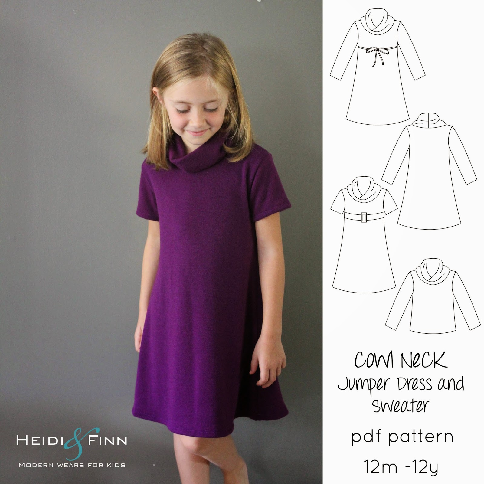 HeidiandFinn modern wears for kids: September 2014