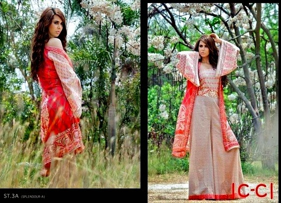 Zainab Chuttani's Lawn Eid Collection