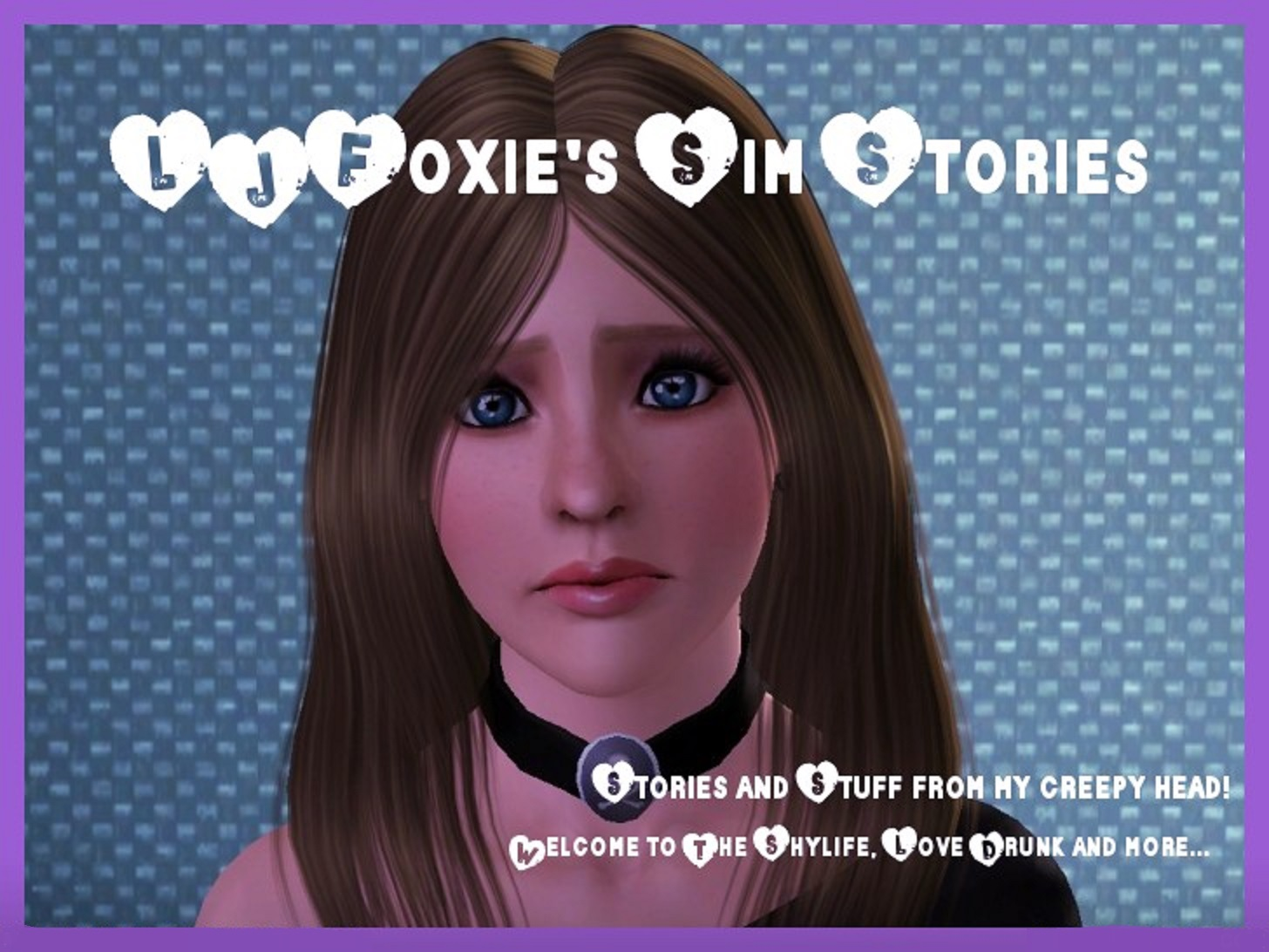 LJFoxie's Sims Stories