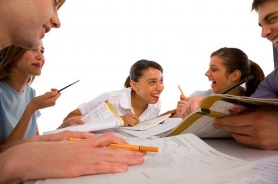 study group, group study