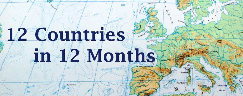 12 Countries in 12 Months