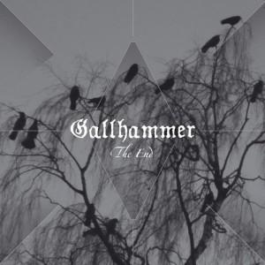 Gallhammer - The End 2011 - Japan Black Doom Metal