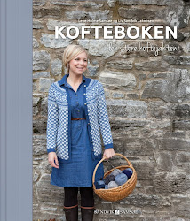 HER KAN DU FORHÅNDSBESTILLE KOFTEBOKEN