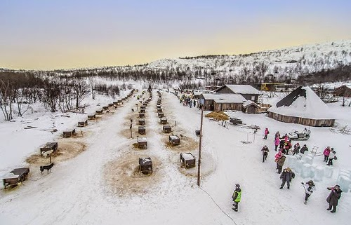 Kirkenes Snowhotel, Norway