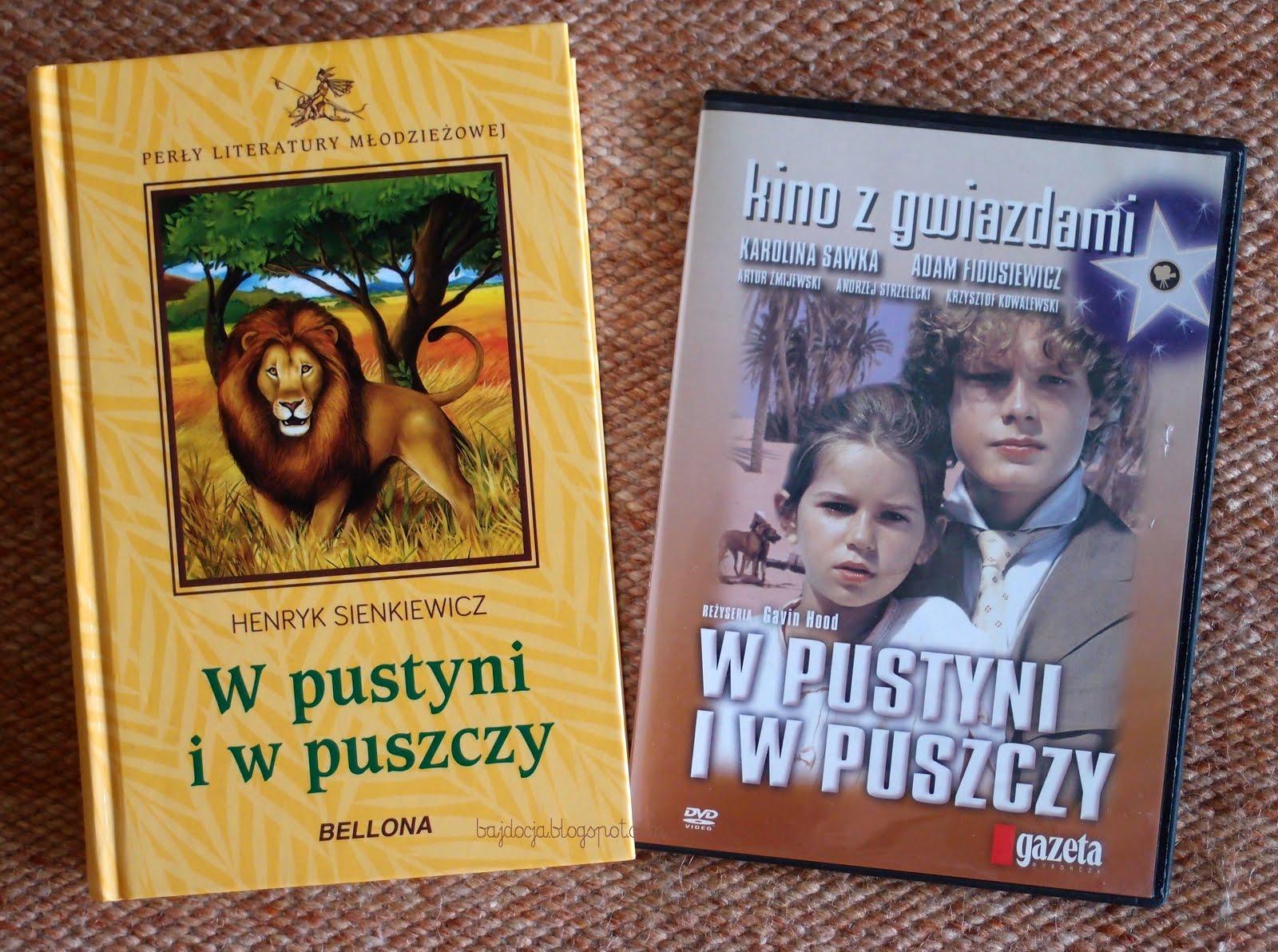 Książka Filmy Gra I Inne Przygody W Pustyni I W Puszczy Bajdocja