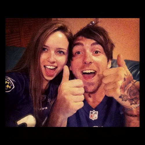 Lisa Ruocco And Alex Gaskarth 2013 Alex Gaskarth And Lisa 2014