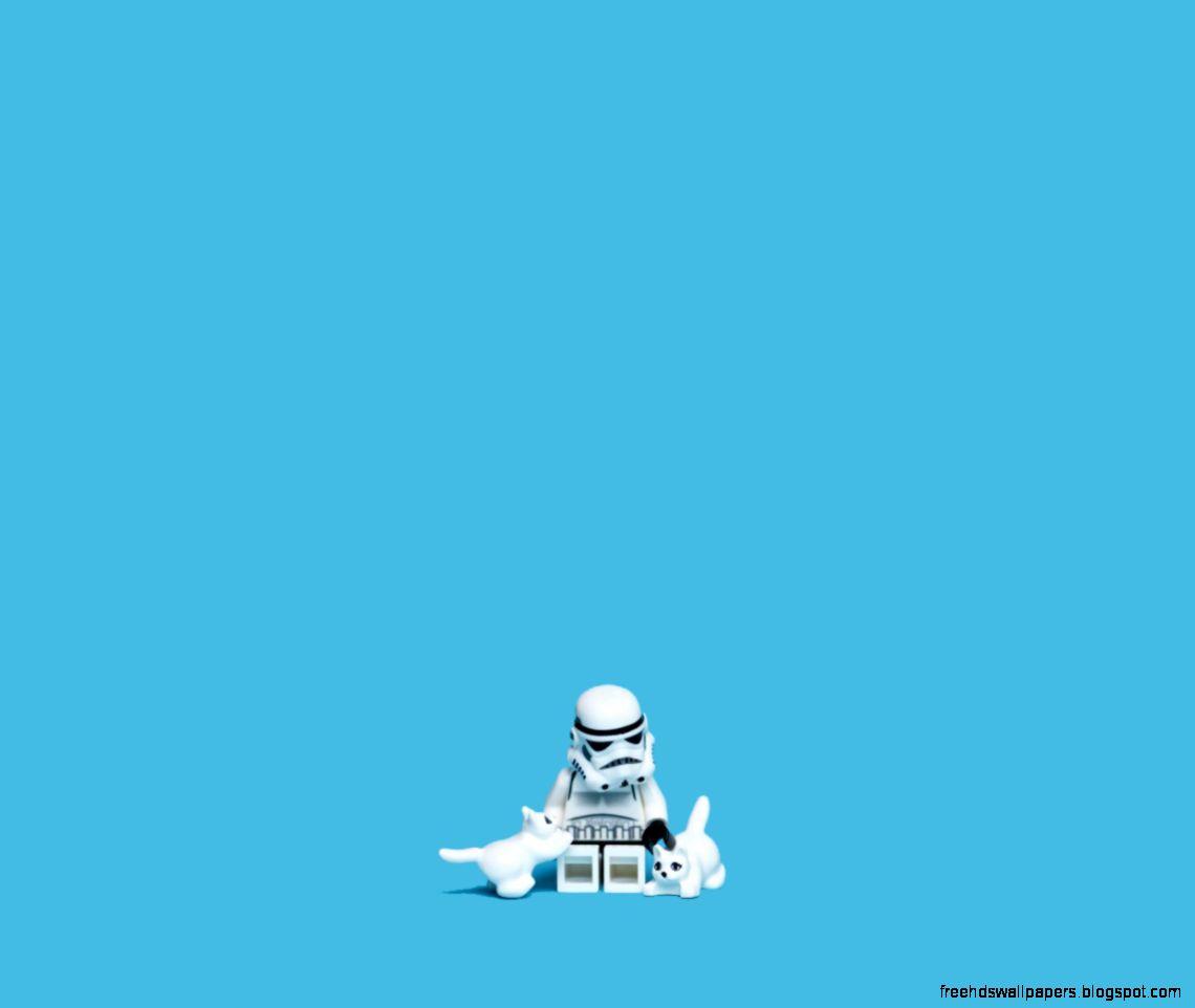 Funny Lego Star Wars Wallpaper Free Hd Wallpapers