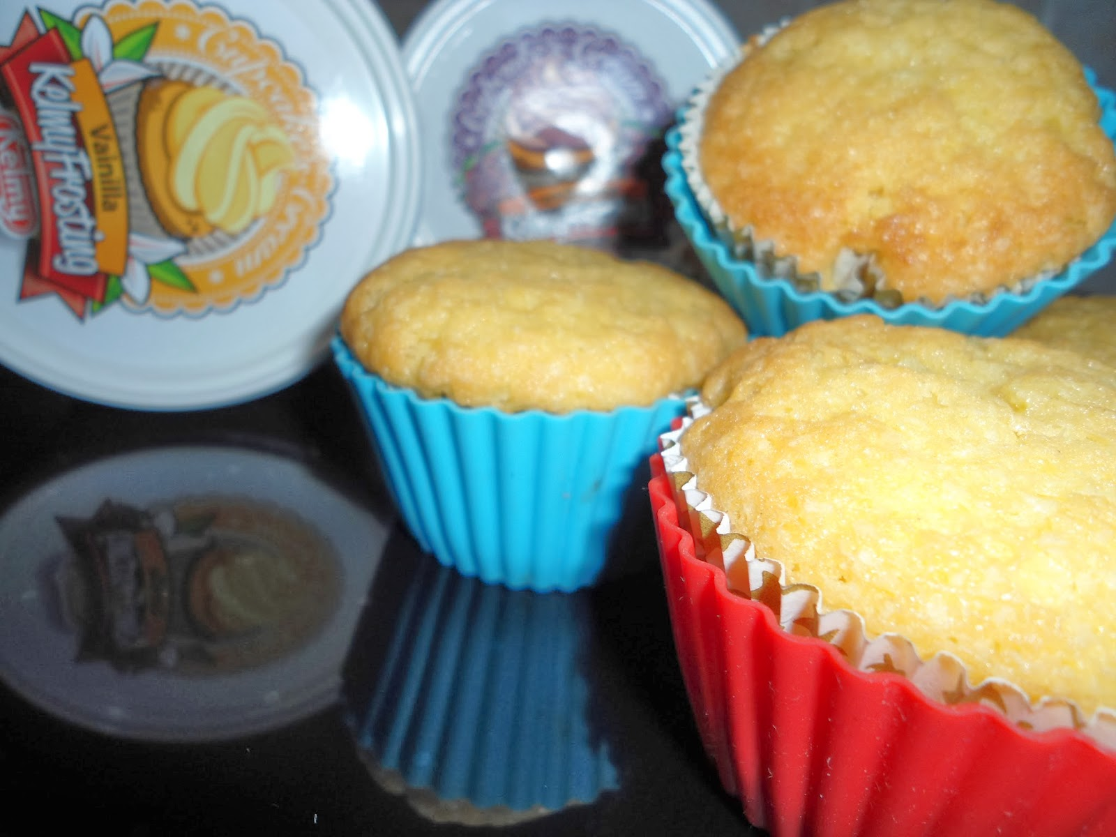 cupcakes con kelmy
