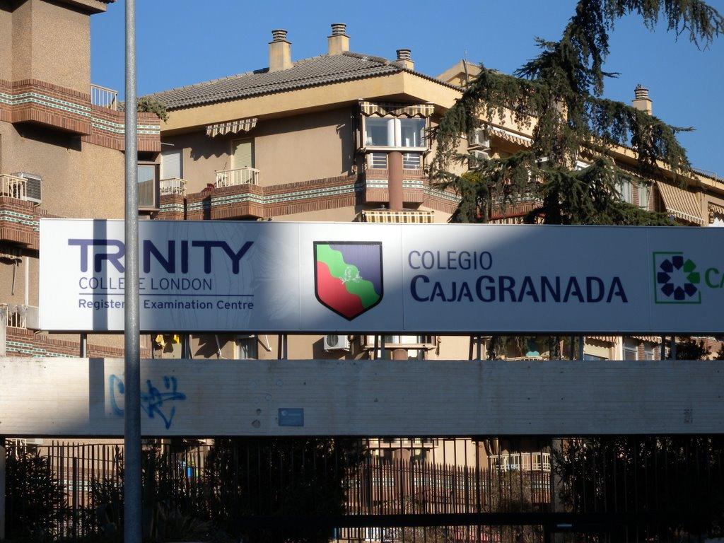 Granadas en granada granada en el colegio de caja granada - Caja de arquitectos granada ...