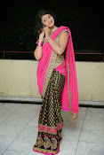 Sandeepthi Gorgeous in Designer Saree-thumbnail-12
