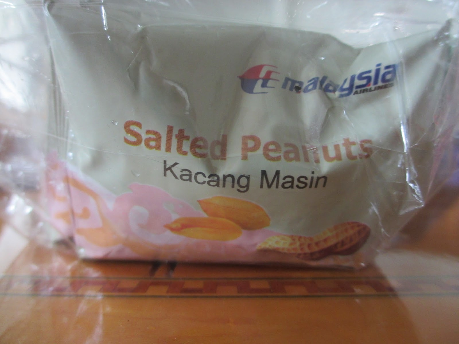 Have You Tried The Salted Peanuts On Board Malaysia Airlines MAS