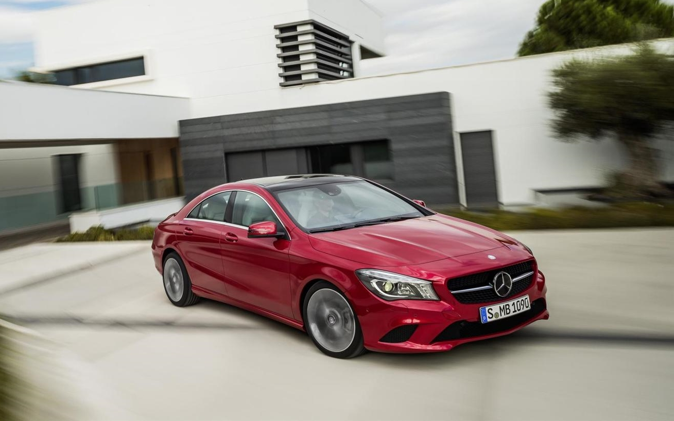 Mercedes benz cla class 2014 netcarshow for Benz mercedes cla