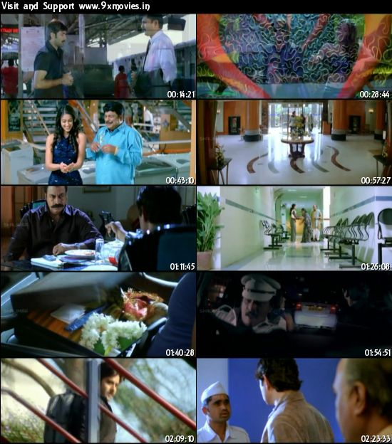 Bhale Dongalu 2008 Dual Audio Hindi 480p DVDRip