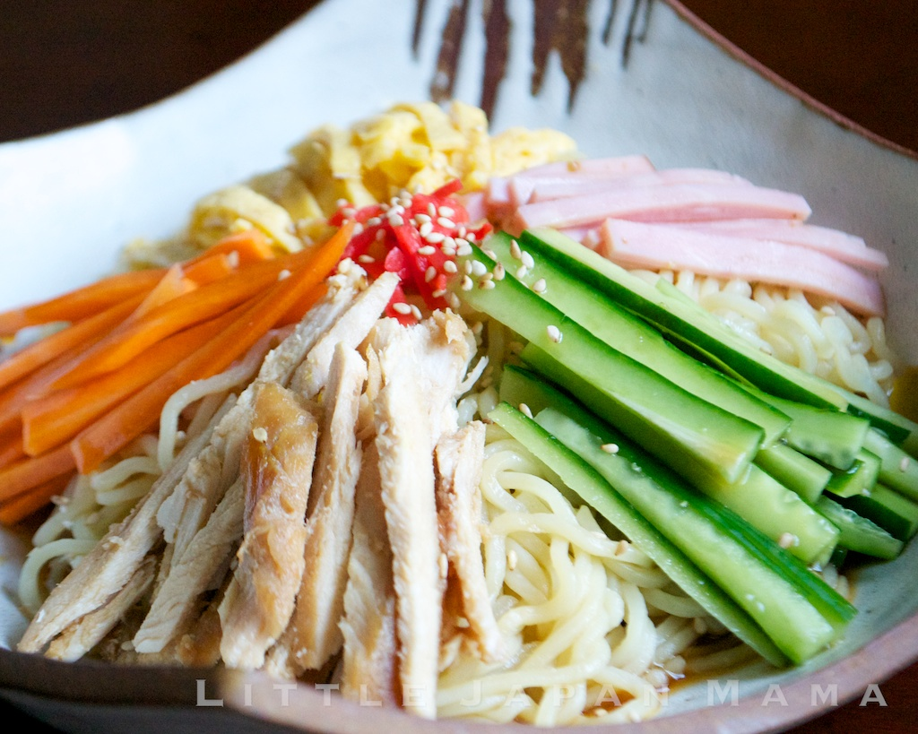 just love the 食感 (texture) of fresh ramen noodles...