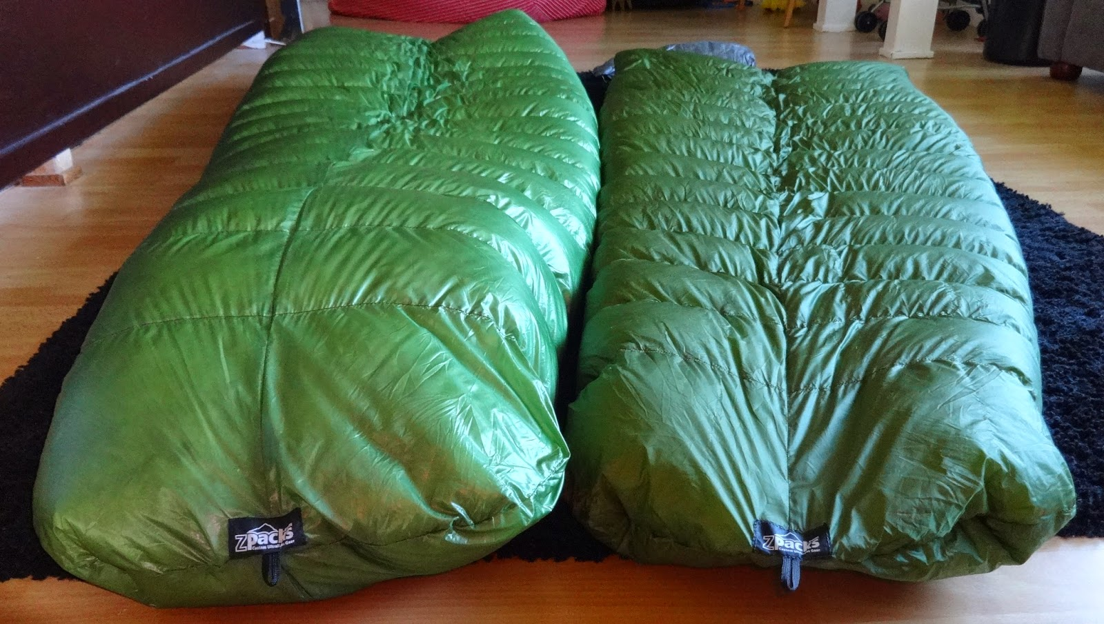 Zpacks Sleeping Bags Double Review 40 Degree Long Term And 20 First Impressions