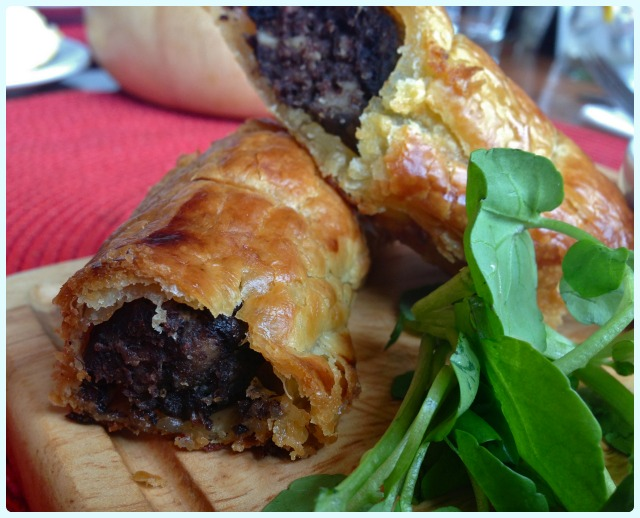 Parkers Arms - Sausage Roll