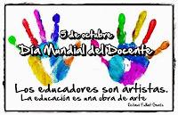 5 de Octubre. Día mundial del docente
