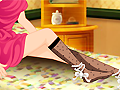 Juegos de depilar las piernas