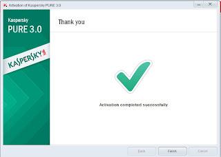 ดาวน์โหลดโปรแกรมฟรี โปรแกรมแอนตี้ไวรัส   Kaspersky Anti-Virus 2013
