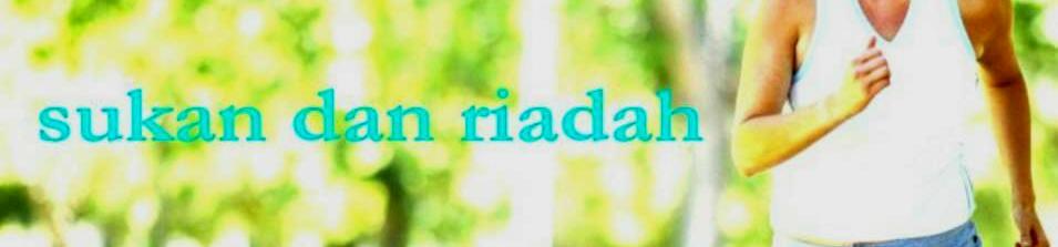 Sukan & Riadah