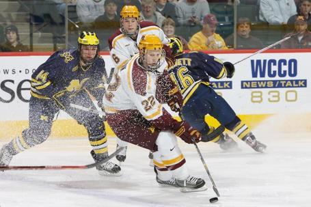 Minnesota Golden Gophers: Gophers Hockey Tickets Gopher Hockey