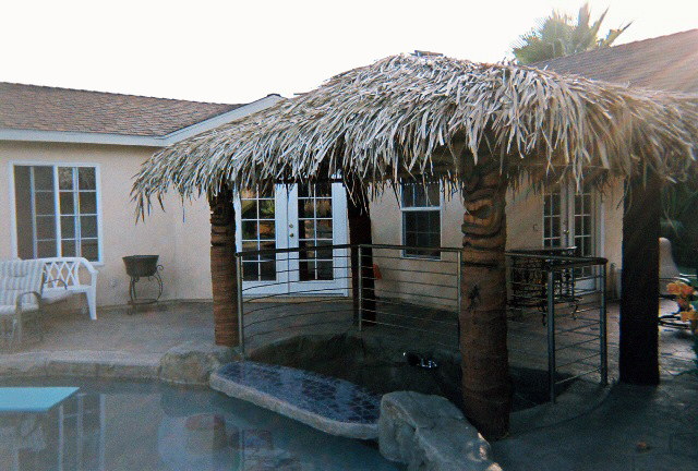 ~ Tiki Backyard Ideas