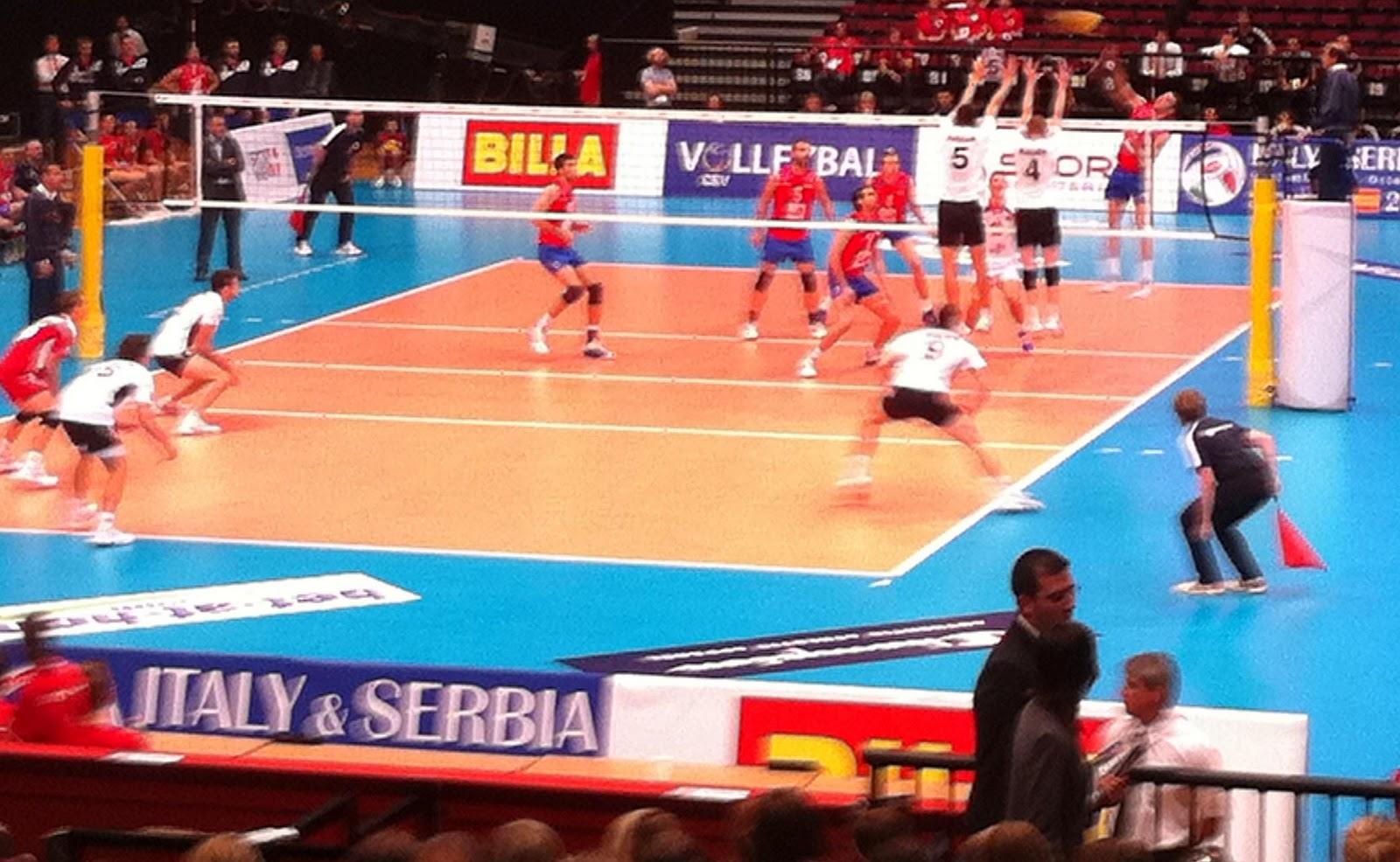 volleyball europameisterschaft