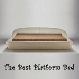 The Big Sleep platform bed by Roberto Lazzeroni