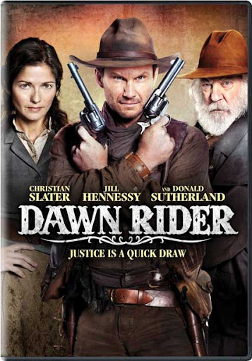 Filme Poster Dawn Rider DVDRip XviD & RMVB Legendado