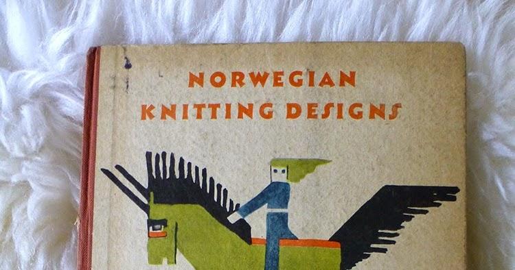 Knitting Needles Norwegian Air : N e d l p r i t first edition norwegian knitting
