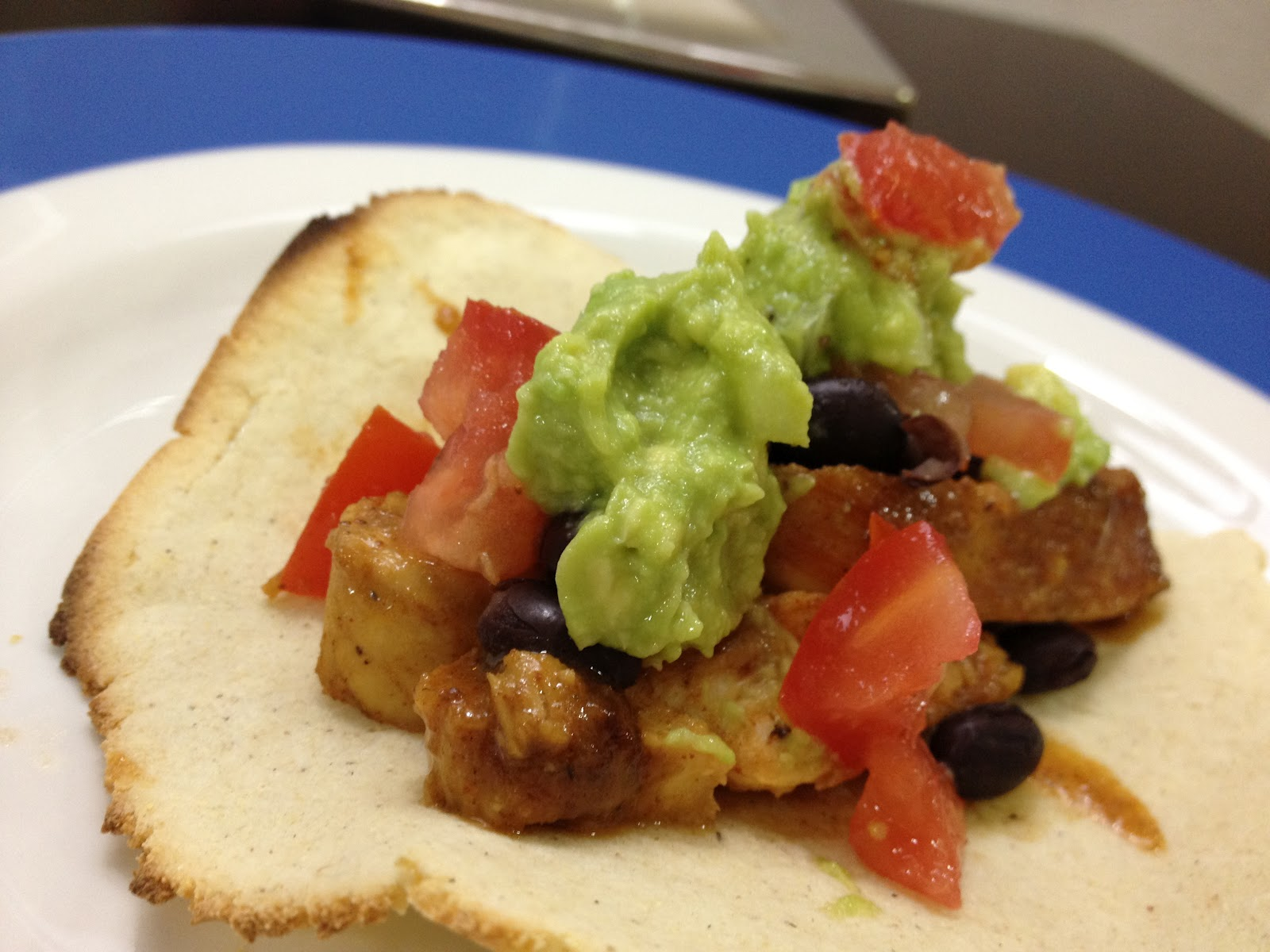 Tequila-Lime Chicken Tacos With Charred Limes Recipes — Dishmaps