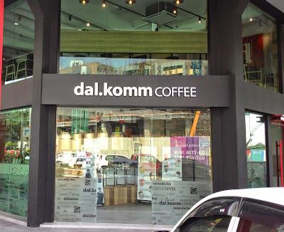 Dal.Comm Coffee Damansara Utama