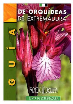 Guía de orquídeas de Extremadura