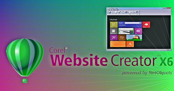 Corel Website Creator X7 13.50 Multilingual+Crack - IT Cloud