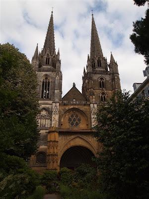Catedral de Santa María (Cathédrale Sainte-Marie) de Bayona