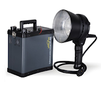 peralatan lighting fotografi portable flash head