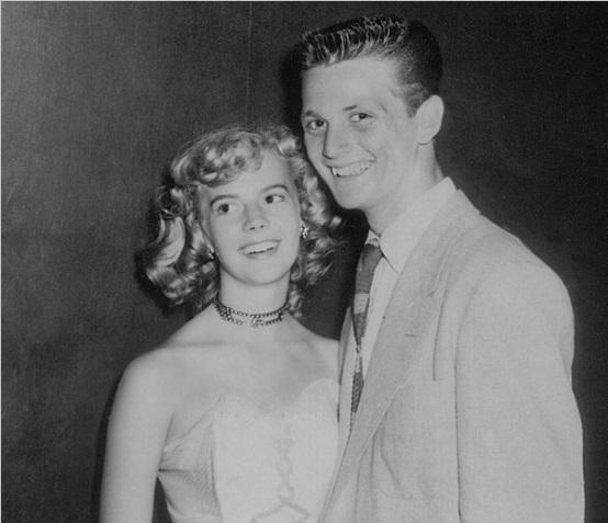 Su primer amor juvenil: Jimmy Williams