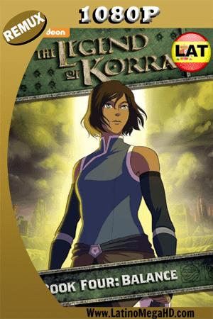 La leyenda de Korra (2014) Temporada 4 Latino HD BDREMUX 1080p ()
