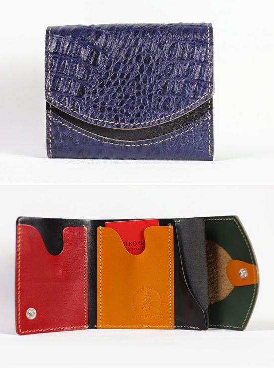 小さい財布 カバジェーロ