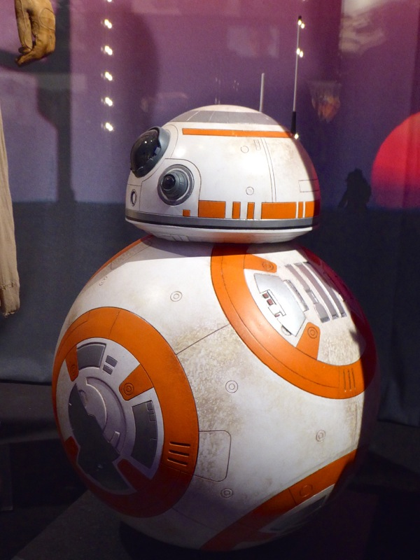 BB-8 Astromech Droid Star Wars Force Awakens