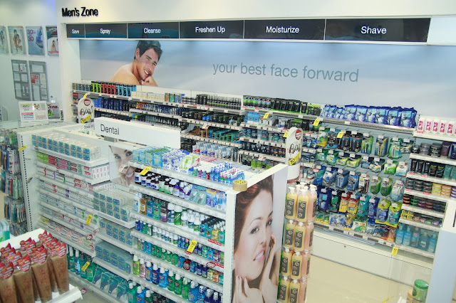 Watsons Philippines Men Zone