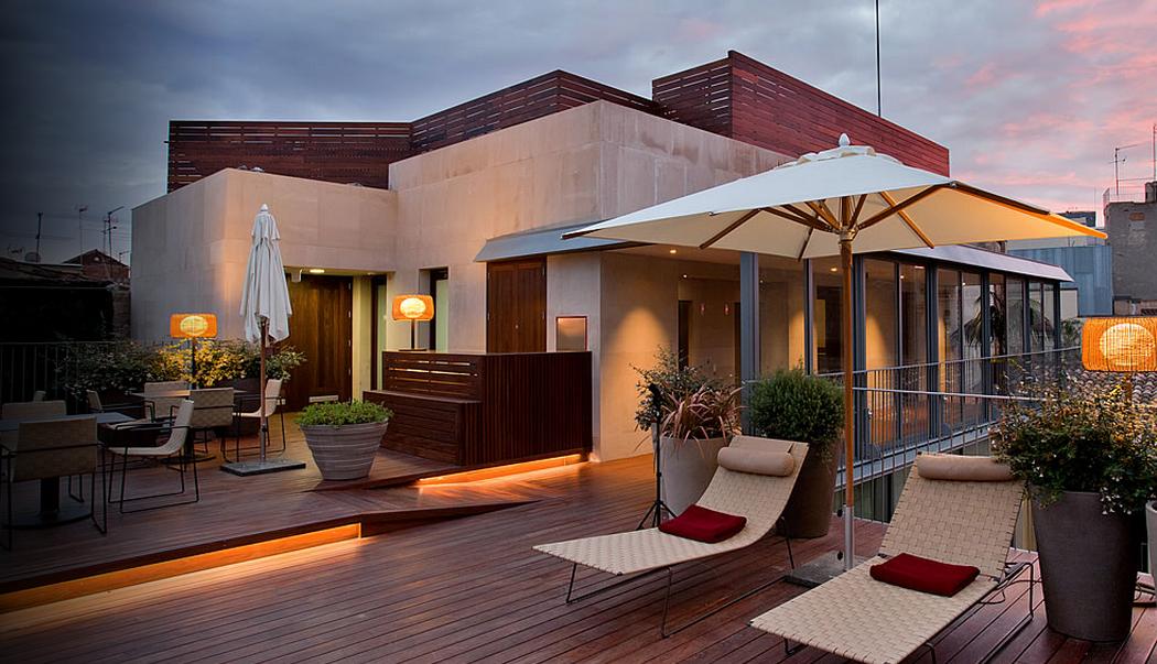 A tuttiplan vamos a tomar un c ctel en las terrazas de - Terrazas hoteles barcelona ...